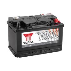 YBX1100 Battery 70Ah (620A) -/+ (0)