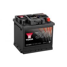 YBX3012 SMF Battery 50Ah (420A) -/+ (0)