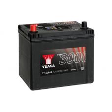 YBX3014 SMF Battery 60Ah (450A) +/- (1)