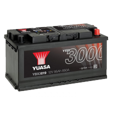 YBX3019 SMF Battery 95Ah (850A) -/+ (0)