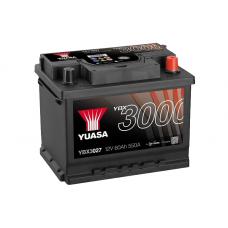 YBX3027 SMF Battery 60Ah (550A) -/+ (0)