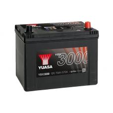 YBX3030 SMF Battery 70Ah (570A) -/+ (0)