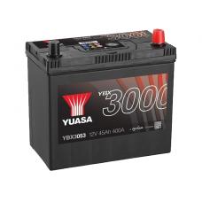 YBX3053 SMF Battery 45Ah (400A) -/+ (0)