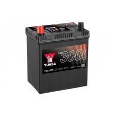 YBX3055 SMF Battery 40Ah (330A) +/- (1)