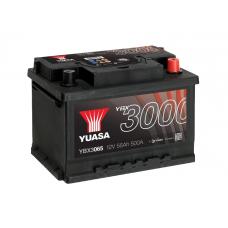 YBX3065 SMF Battery 56Ah (500A) -/+ (0)