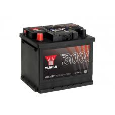 YBX3077 SMF Battery 45Ah (380A) +/- (1)