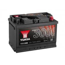YBX3096 SMF Battery 75Ah (650A) +/- (1)