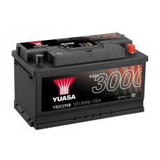 YBX3110 SMF Battery 80Ah (720A) -/+ (0)