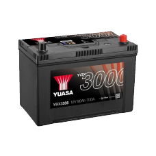 YBX3335 SMF Battery 90Ah (700A) -/+ (0)