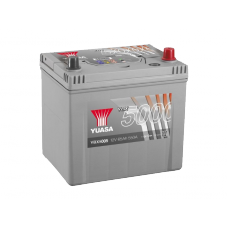 YBX5005 Silver High Performance Battery 65Ah (550A) -/+ (0)