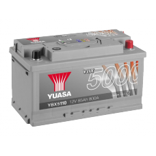 YBX5110 Silver High Performance Battery 85Ah (800A) -/+ (0)
