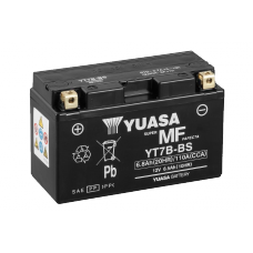 YT7B-BS (CP) MF VRLA Battery 6,5Ah (110A)  (11)
