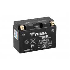 YT9B-BS (CP) MF VRLA Battery 8Ah (120A)  (11)