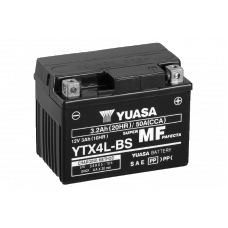 YTX4L-BS (CP) MF VRLA Battery 3Ah (50A)  (5)