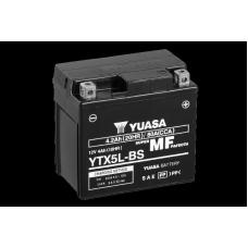 YTX5L-BS (CP) MF VRLA Battery 4Ah (80A)  (5)