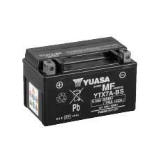 YTX7A-BS (CP) MF VRLA Battery 6Ah (105A)  (5)