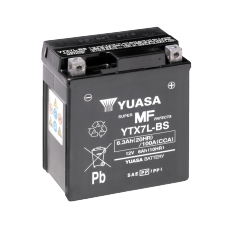 YTX7L-BS (CP) MF VRLA Battery 6Ah (100A)  (5)
