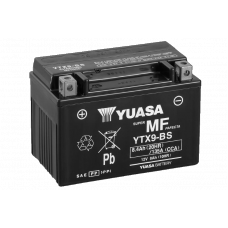 YTX9-BS (CP) MF VRLA Battery 8Ah (135A)  (5)